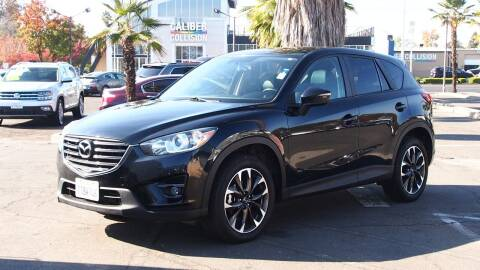 2016 Mazda CX-5 for sale at Okaidi Auto Sales in Sacramento CA