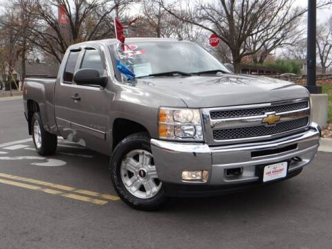 2013 Chevrolet Silverado 1500 for sale at KC Car Gallery in Kansas City KS