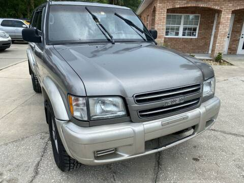 2002 Isuzu Trooper for sale at MITCHELL AUTO ACQUISITION INC. in Edgewater FL