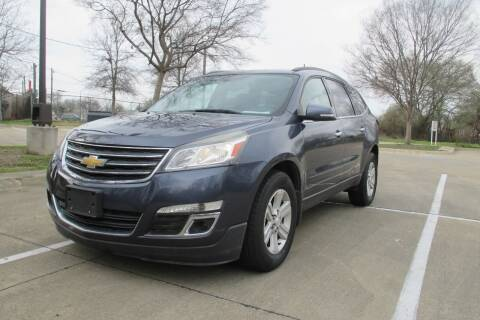 2014 Chevrolet Traverse for sale at Vemp Auto in Garland TX