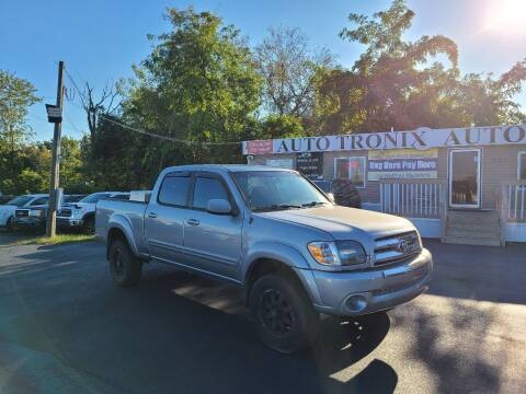 2005 Toyota Tundra for sale at Auto Tronix in Lexington KY