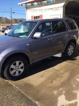 2008 Mercury Mariner for sale at Stewart's Motor Sales in Byesville OH