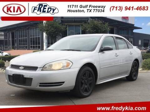 2014 Chevrolet Impala Limited for sale at FREDYS CARS FOR LESS in Houston TX