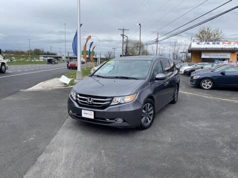 2014 Honda Odyssey for sale at CARMART Of New Castle in New Castle DE