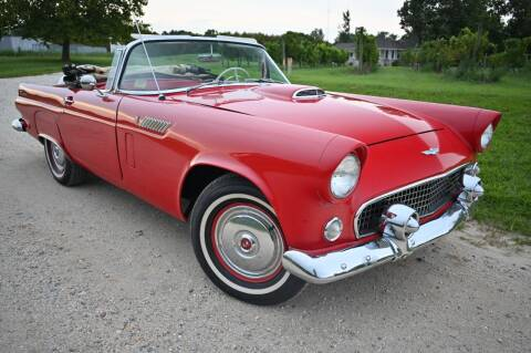 1956 Ford Thunderbird for sale at McQueen Classics in Lewes DE