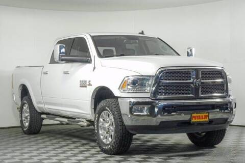 2018 RAM Ram Pickup 2500 for sale at Washington Auto Credit in Puyallup WA
