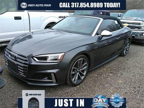 2018 Audi S5 for sale at INDY AUTO MAN in Indianapolis IN