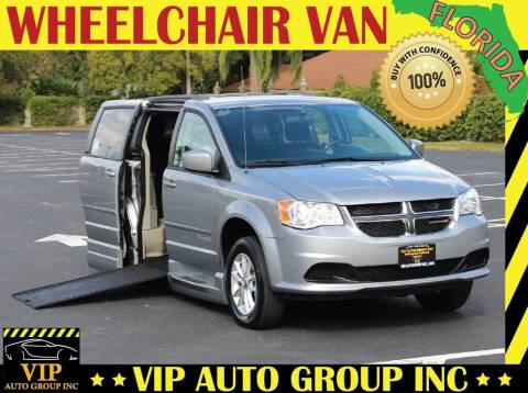 2016 Dodge Grand Caravan for sale at VIP Auto Group in Clearwater FL