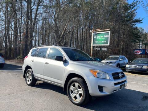 2010 Toyota RAV4 for sale at East Coast Auto Brokers in Chesapeake VA