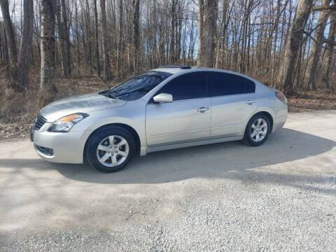 2008 Nissan Altima for sale at Doyle's Auto Sales and Service in North Vernon IN