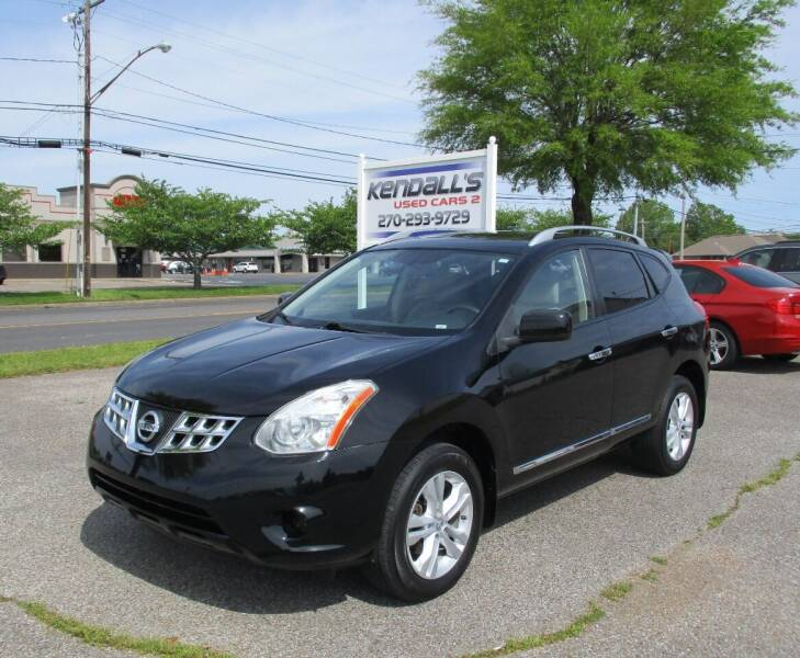 2012 Nissan Rogue for sale at Kendall's Used Cars 2 in Murray KY