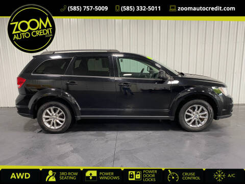 2017 Dodge Journey for sale at ZoomAutoCredit.com in Elba NY