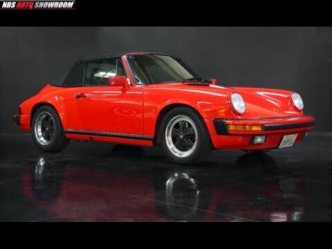1989 Porsche 911 for sale at Pro Auto Showroom in Milpitas CA