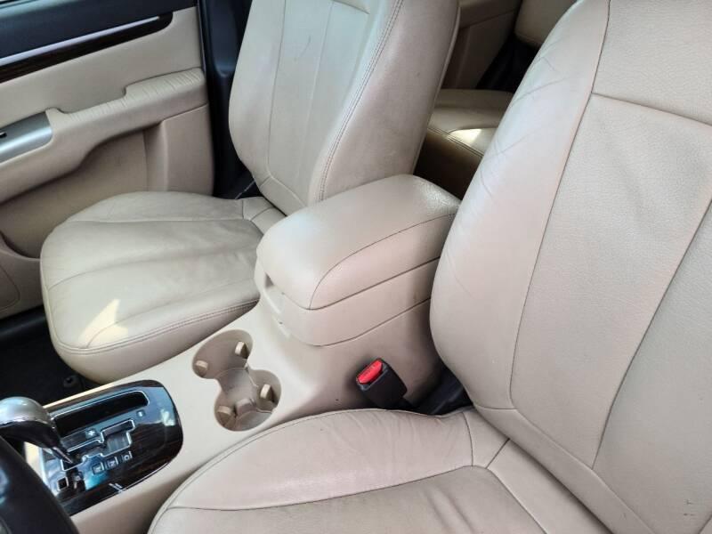 2011 Hyundai Santa Fe Limited 4dr SUV (V6) - Mesa AZ
