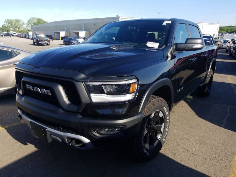 2019 RAM Ram Pickup 1500 for sale at All Affordable Autos in Oakley KS