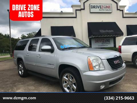 2010 GMC Yukon XL for sale at DRIVE ZONE AUTOS in Montgomery AL