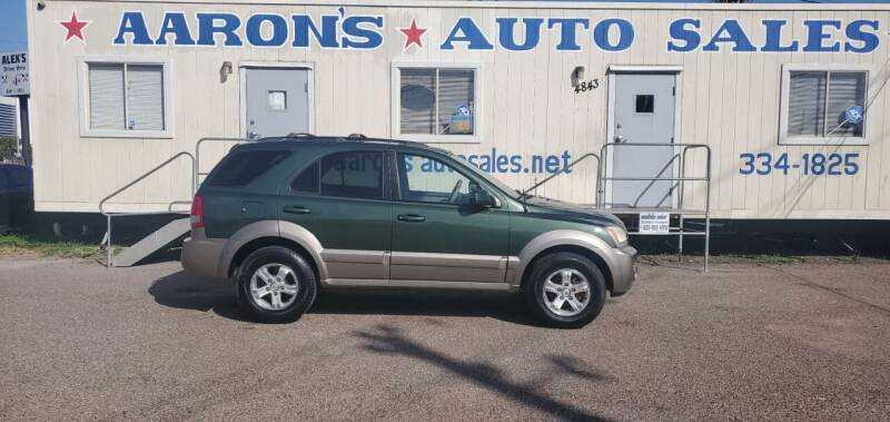 2006 Kia Sorento for sale at Aaron's Auto Sales in Corpus Christi TX