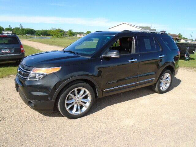 2013 Ford Explorer for sale at SWENSON MOTORS in Gaylord MN