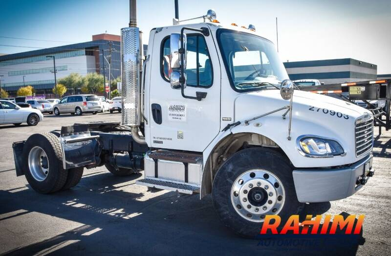2009 Freightliner M2 106 for sale at Rahimi Automotive Group in Yuma AZ