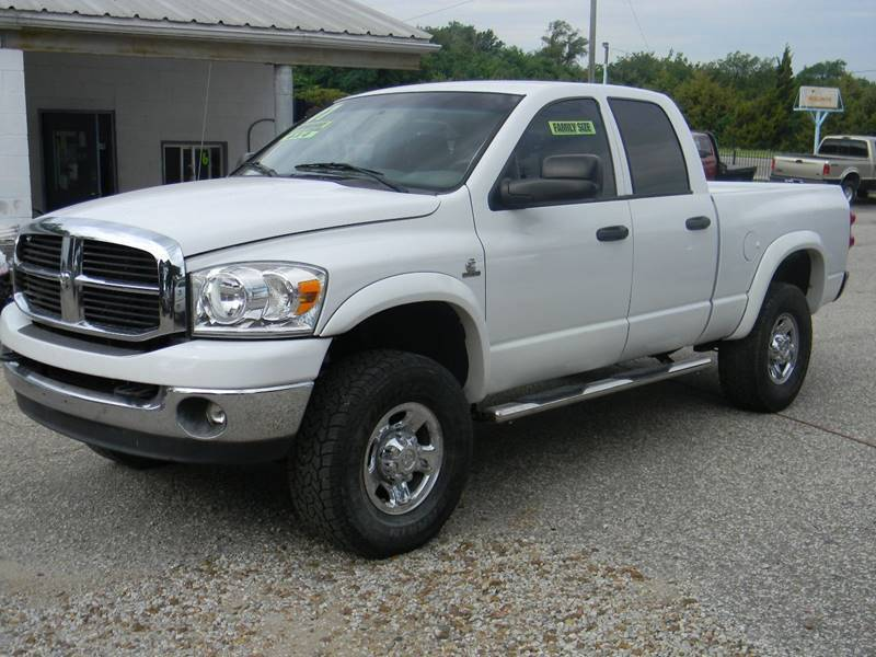 2007 Dodge Ram Pickup 2500 for sale at Sweets Motors in Valley Center KS