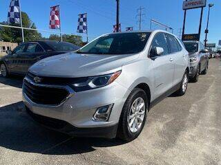 2019 Chevrolet Equinox for sale at Car Depot in Detroit MI
