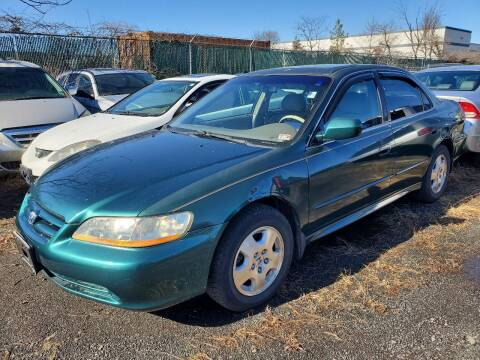 2002 Honda Accord for sale at M & M Auto Brokers in Chantilly VA