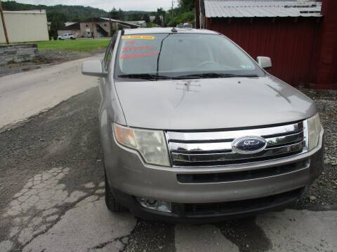 2008 Ford Edge for sale at FERNWOOD AUTO SALES in Nicholson PA