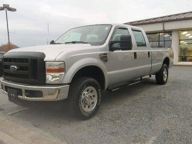 2010 Ford F-250 Super Duty for sale at Modern Motors - Thomasville INC in Thomasville NC