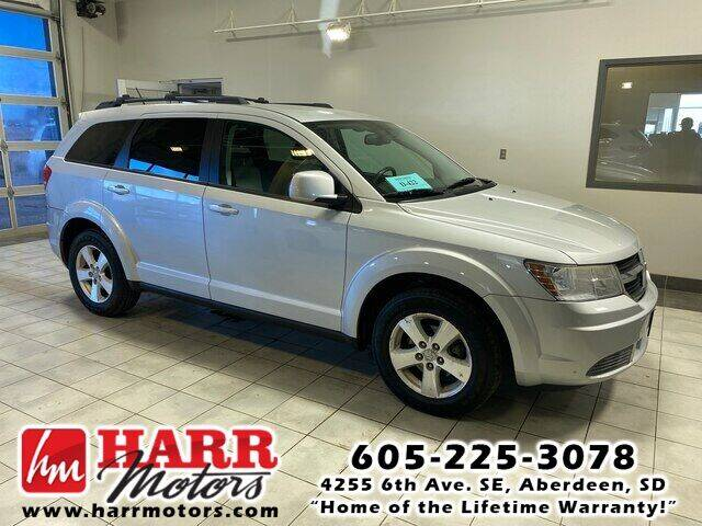 2009 Dodge Journey for sale at Harr's Redfield Ford in Redfield SD