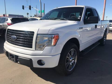 2014 Ford F-150 for sale at Town and Country Motors in Mesa AZ