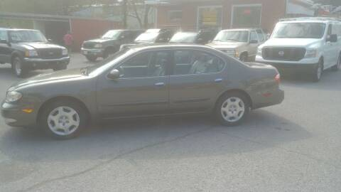 2001 Infiniti I30 for sale at Lewis Used Cars in Elizabethton TN
