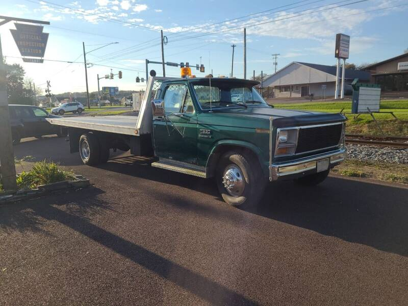 1984 Ford F-350 for sale at Mackes Family Auto Sales LLC in Bloomsburg PA