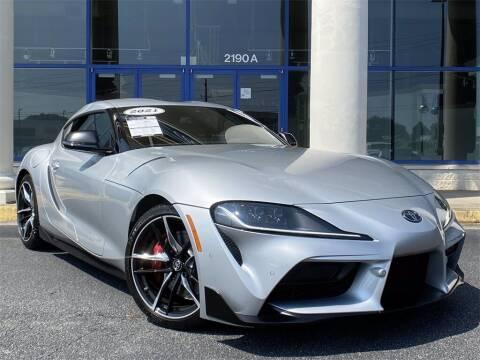 2021 Toyota GR Supra for sale at Capital Cadillac of Atlanta in Smyrna GA