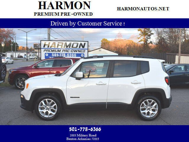 2016 Jeep Renegade for sale at Harmon Premium Pre-Owned in Benton AR