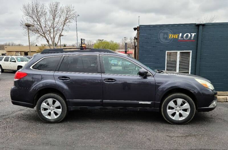 2010 Subaru Outback for sale at THE LOT in Sioux Falls SD