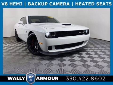 2015 Dodge Challenger for sale at Wally Armour Chrysler Dodge Jeep Ram in Alliance OH