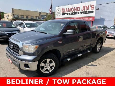 2008 Toyota Tundra for sale at Diamond Jim's West Allis in West Allis WI