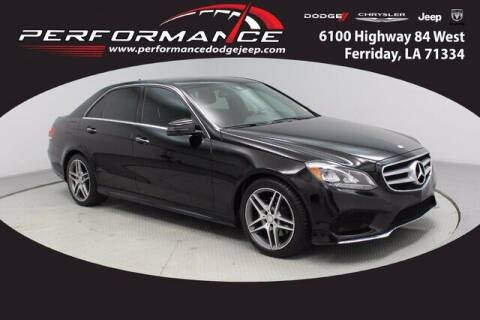 2015 Mercedes-Benz E-Class for sale at Auto Group South - Performance Dodge Chrysler Jeep in Ferriday LA