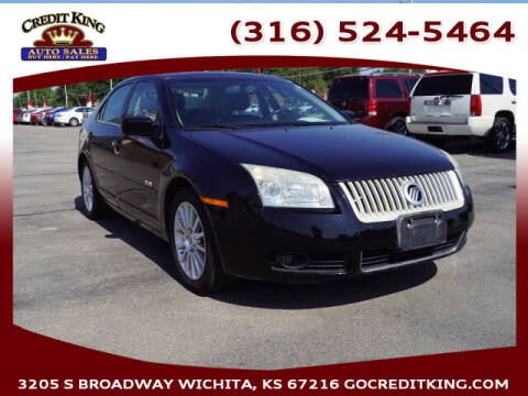 2008 Mercury Milan for sale at Credit King Auto Sales in Wichita KS