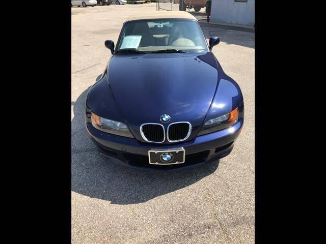 1999 BMW Z3 for sale at Euro-Tech Saab in Wichita KS