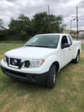 2014 Nissan Frontier for sale at Carzready in San Antonio TX