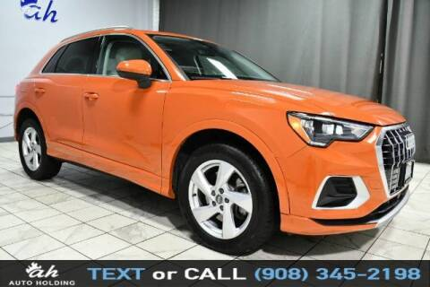 2020 Audi Q3 for sale at AUTO HOLDING in Hillside NJ