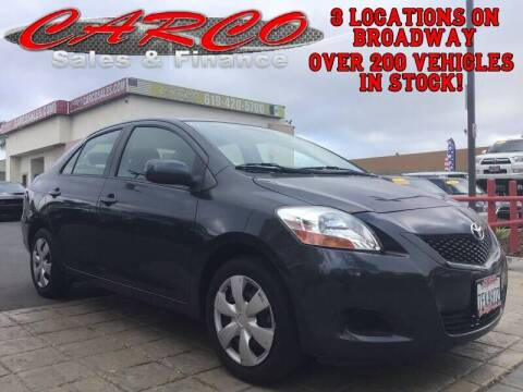 2009 Toyota Yaris for sale at CARCO SALES & FINANCE #2 in Chula Vista CA