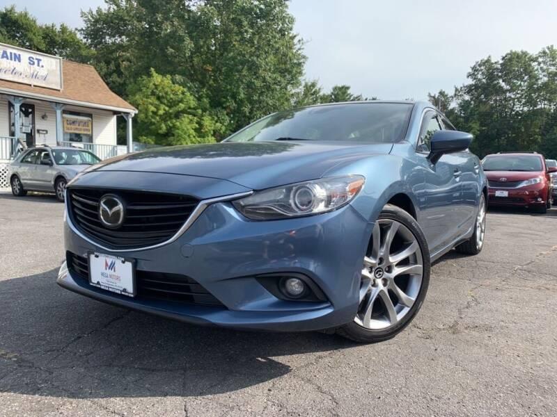 2014 Mazda MAZDA6 for sale at Mega Motors in West Bridgewater MA