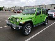 2019 Jeep Wrangler Unlimited for sale at Cj king of car loans/JJ's Best Auto Sales in Troy MI