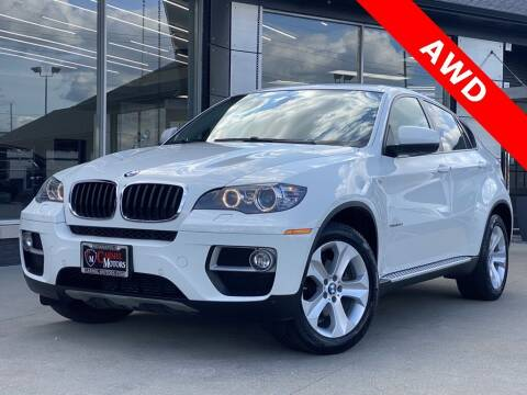 2014 BMW X6 for sale at Carmel Motors in Indianapolis IN