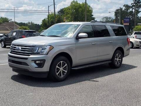 2020 Ford Expedition MAX for sale at Gentry & Ware Motor Co. in Opelika AL
