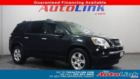 2012 GMC Acadia for sale at The Auto Link Inc. in Bartonville IL