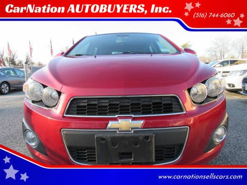 2012 Chevrolet Sonic for sale at CarNation AUTOBUYERS, Inc. in Rockville Centre NY