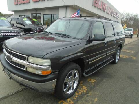 2004 Chevrolet Suburban for sale at Island Auto Buyers in West Babylon NY